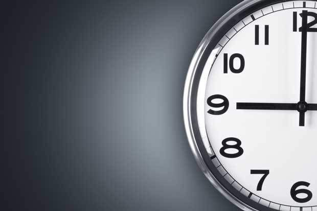 تغییر زمان Changing-Hours