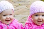 دختر دوقلو