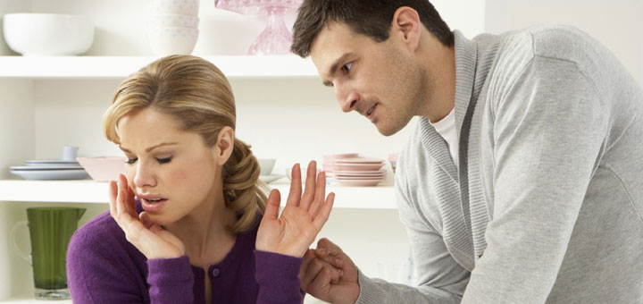 همسر زورگو bullying-spouse