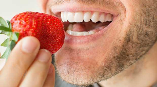 دندون سفید food-for-white-teeth