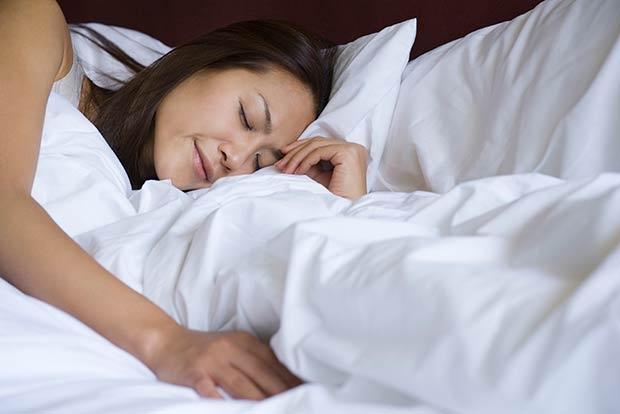 دوش گرفتن قبل از خواب