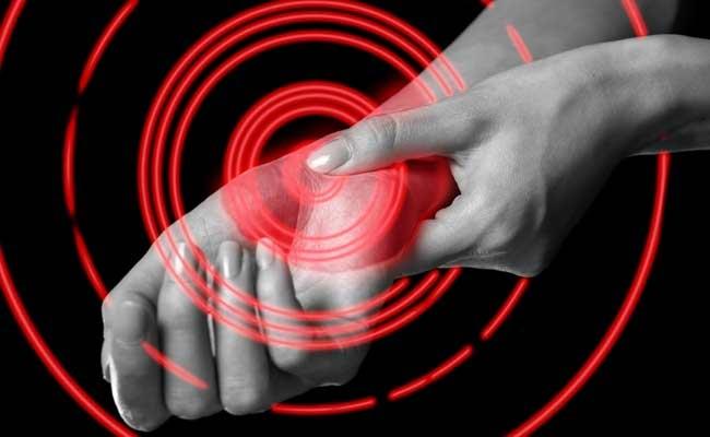 سندرم استخوان مچ دست