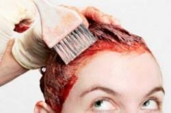 استفاده ایمن از رنگ مو