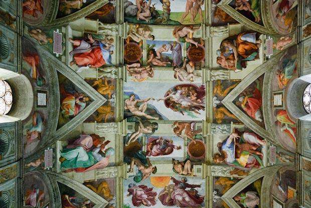 موزه واتیکان-Vatican-Museums