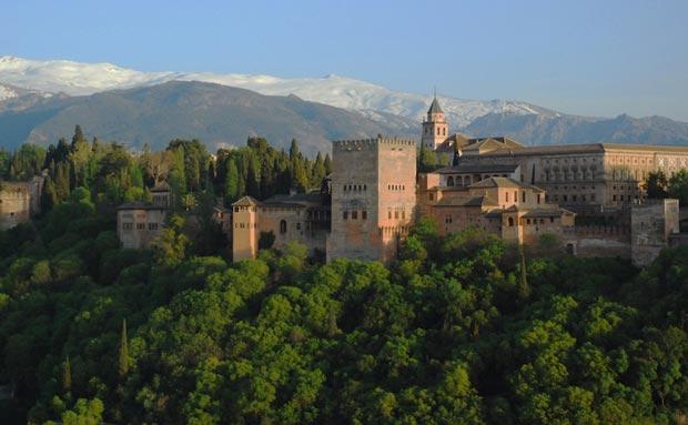 قلعهی الحمرا-alhambra