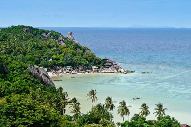جزیره دیدنی تایلند,کو تائو-Koh-Tao