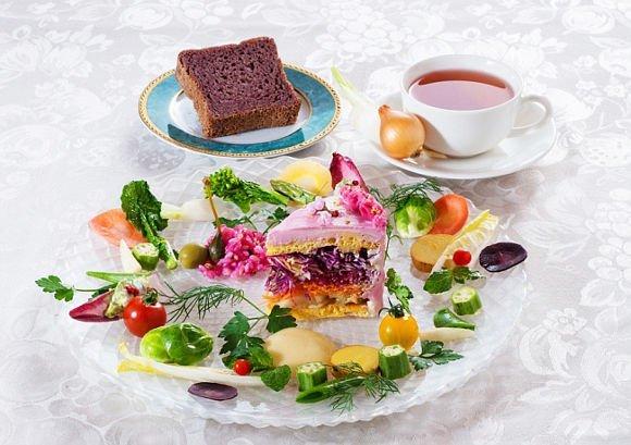کیک و شیرینی بخورید بدونه آن که چاق شوید ؟