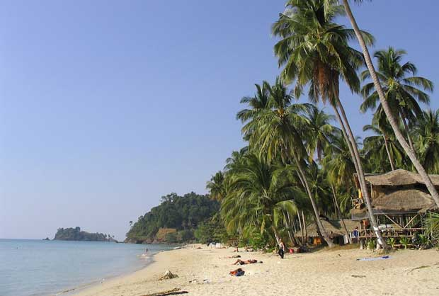 جزیره دیدنی تایلند,کو چانگ-Ko-Chang