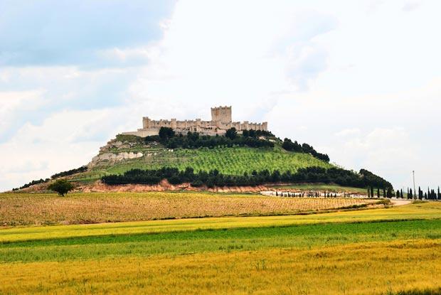 قلعهی پنافیل-penafiel_castle