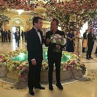 گران قیمت ترین عروسی تاریخ در روسیه!+عکس