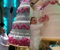 پرهزینه ترین عروسی تاریخ در روسیه!+عکس