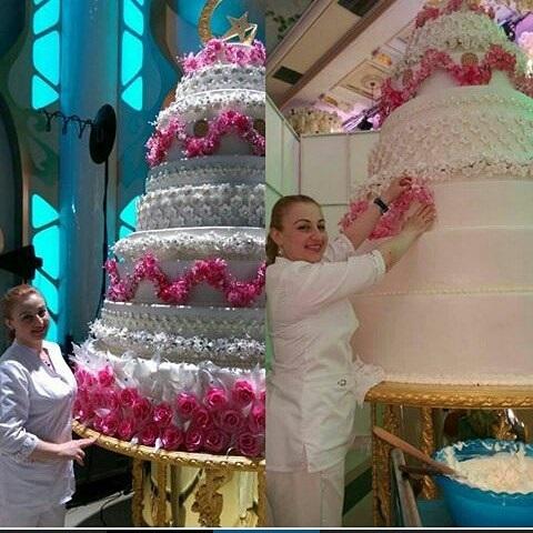 پرهزینه ترین عروسی تاریخ+ عکس