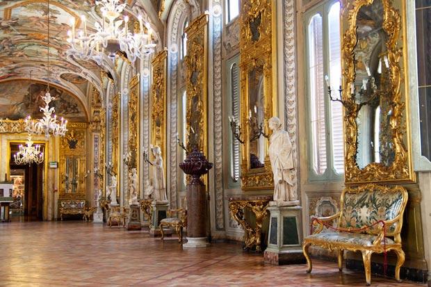 پالازو دوریا پمفیلج-Palazzo-Doria-Pamphilj