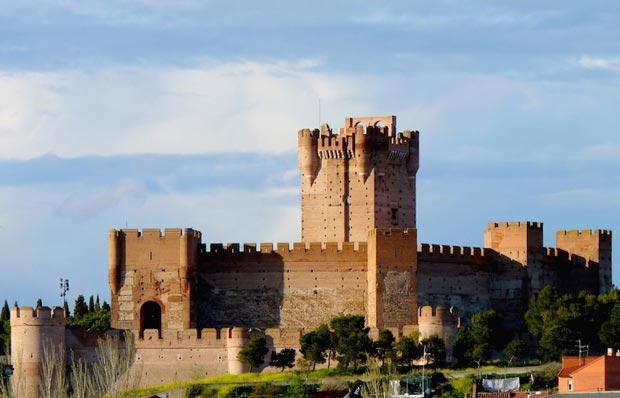 قلعهی لا موتا-castle_of_la_mota