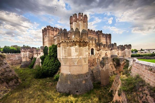 قلعه کوکا-coca_castle