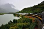مسیر سفر با قطار Denali-Star-Route-Alaska