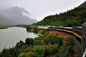 زیباترین مسیرهای ریلی جهان برای سفر با قطار