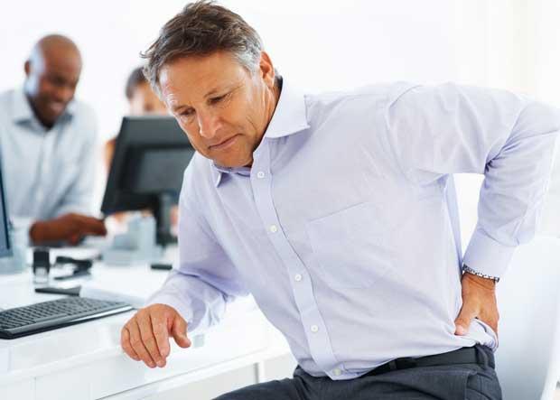 آرامش کمردرد Low-Back-Pain