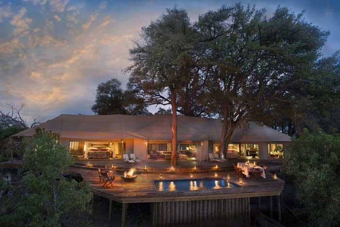 5 خونه برتر آفریقا