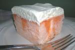 کیک پرتغالی best-orange-dreamsicle-cake