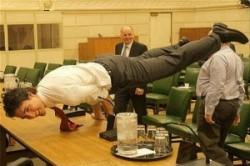 نخست وزیر کانادا ورزشکارترین سیاستمدار دنیا + عکس