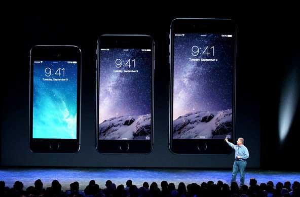 اپل iPhone-clocks