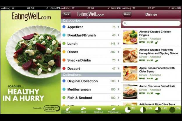 EatingWell Healthy in a Hurry