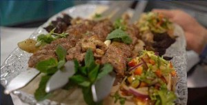 گرانترین کباب دنیا kebab