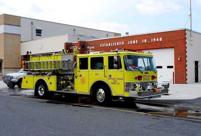 دانستنی جالب درباره خودروهای آتش نشانی,ماشین آتش نشانی