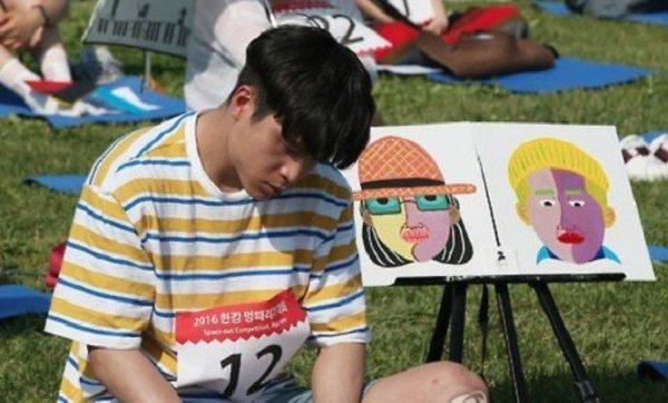 مسابقه ترک اعتیاد به اینترنت در کره