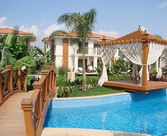 زیباترین هتل های آنتالیا