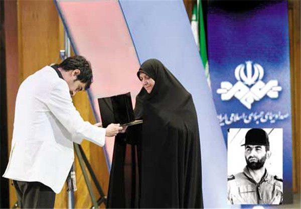 یادداشت همسر شهاب حسینی در عزا همسر شهید بابایی
