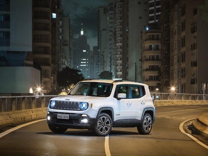 ایمن ترین خودروهای جهان,jeep renegade