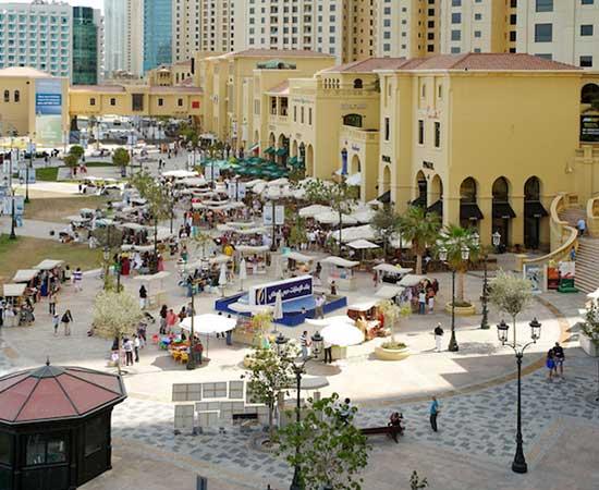 زیباترین جاذبه های گردشگری در دبی
