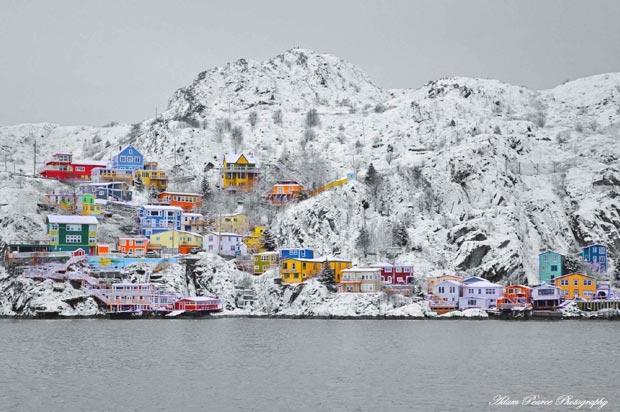 برفی ترین شهرهای توریستی جهان