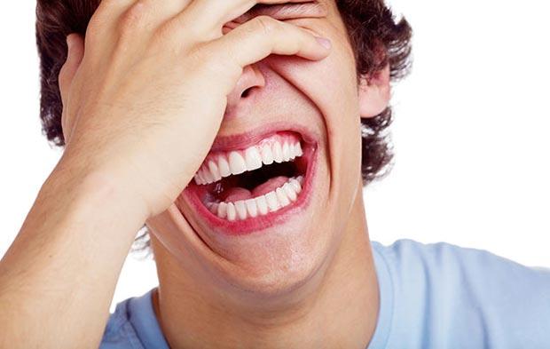 پیامک خنده دار Laugh