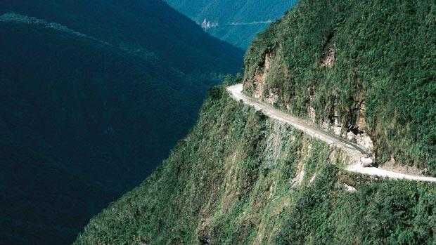 جاده خطرناک