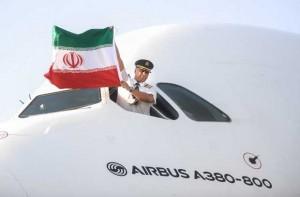 هواپیمایی ایران airbus-iran