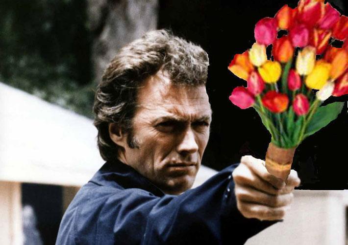 حقه های افراد محلی برای گول زدن گردشگرها,clint-with-tulips-final