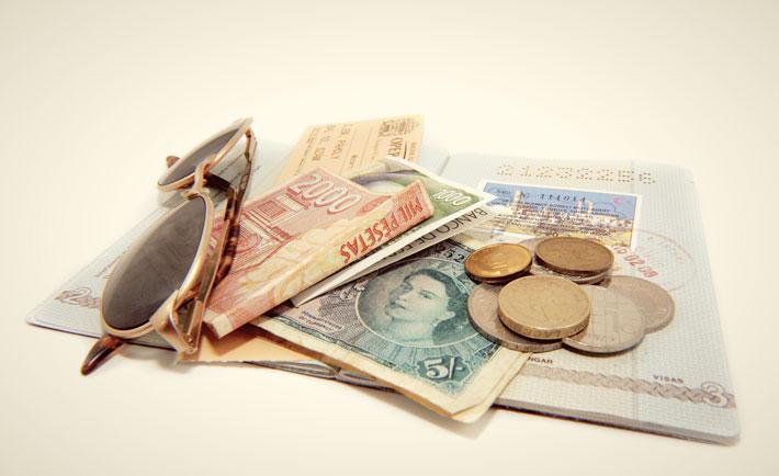 حقه های افراد محلی برای گول زدن گردشگرها,money-change