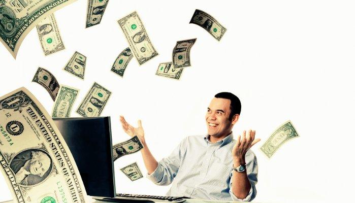 پولدار شدن money