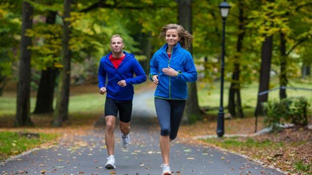 دویدن running
