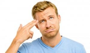 استرس افسردگی فراموشی stressed-man