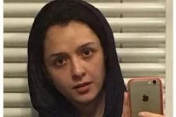 واکنش علیدوستی به سوژه شدن عکس بدون آرایشاش