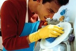 تاثیر ظرف شستن بر روی کاهش استرس