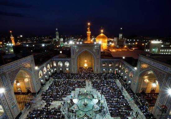 نگاهی به جاذبههای گردشگری مشهد