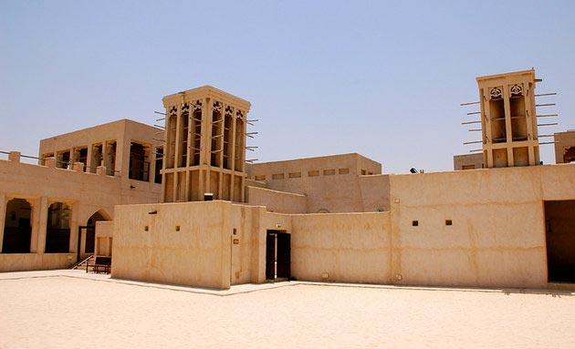 جاهای دیدنی دبی,جاذبه گردشگری شهر دبی - خانه شیخ سعید آل مکتوم-uae-dubai-sheikh-saeed-al-maktoum-house