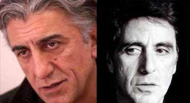 شباهت بازیگران ایرانی و هالیوودی