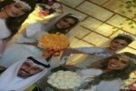 ازدواج همزمان با 4 دختر برای روکم کنی زن سابق!+عکس