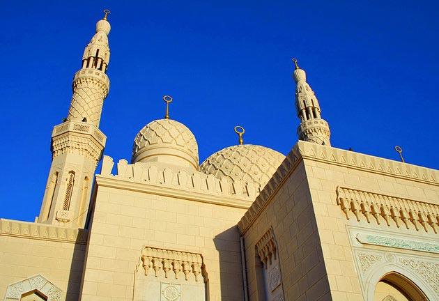 جاهای دیدنی دبی,جاذبه گردشگری شهر دبی - مسجد جمیرا-uae-dubai-jumeirah-mosque